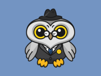 Owl lawyer No.2