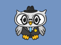 Owl lawyer No.3