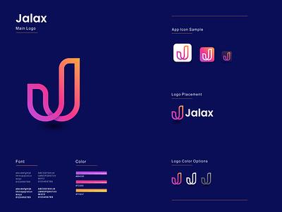 Jalax illustration graphic design design flat icon branding ux ui logo app