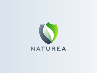 NATURE minimal illustration graphic design design flat icon branding ux ui logo app