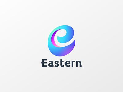 Eastern branding logo motion graphics graphic design 3d animation ui