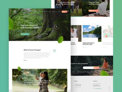 Website Design for Rewydled - Nature Exploration Workshops