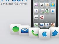 iOS Theme Site