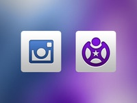 Instagram & Fitocracy on CATALYST
