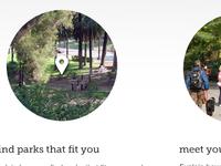 Find parks