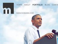Barack Obama, Portfolio