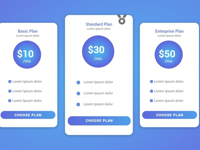 #DailyUI 030 Pricing graphic design website web ux uiux ui adobexd design adobe pricingtable pricingplan pricing