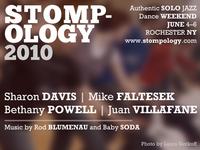 Stompology 2010 postcard