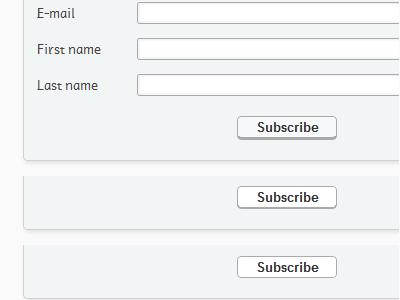 Subscribe Button button form