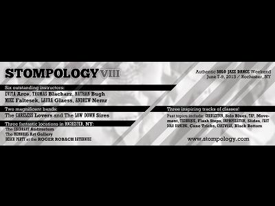 Stompology 2013 Flier (Back)