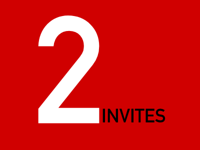 2 Invites Dezember 2017 invitation invite