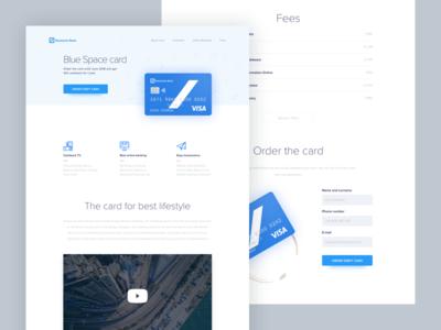Daily UI #3 - Landing Page dailyui