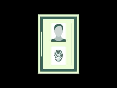 Brazilian ID icon