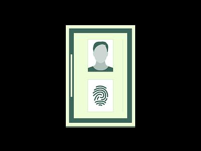 Brazilian ID icon design icon-design icon