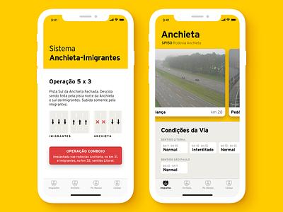Design refresh traffic ios design app ui