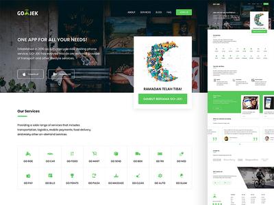 GO-JEK Redesign Concept