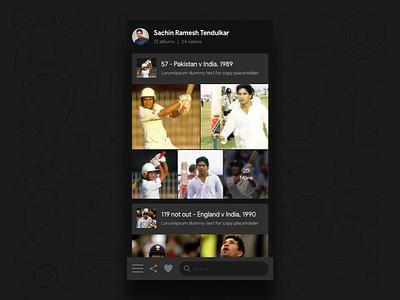 Photos - Dark theme concept android app design android dark theme android simple app mobile ui ux design ux ui