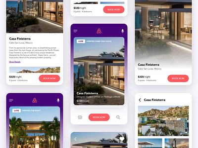 Travel App travel simple ios mobile app app mobile design ux ui