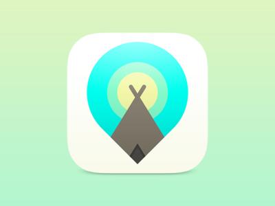 Teepee App Icon