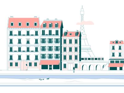 Paris travel eiffel agency ui cph copenhagen scandinavia teasing hyggeready