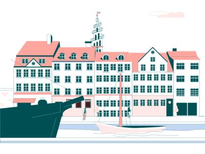 Copenhagen agency ui cph copenhagen scandinavia teasing hyggeready