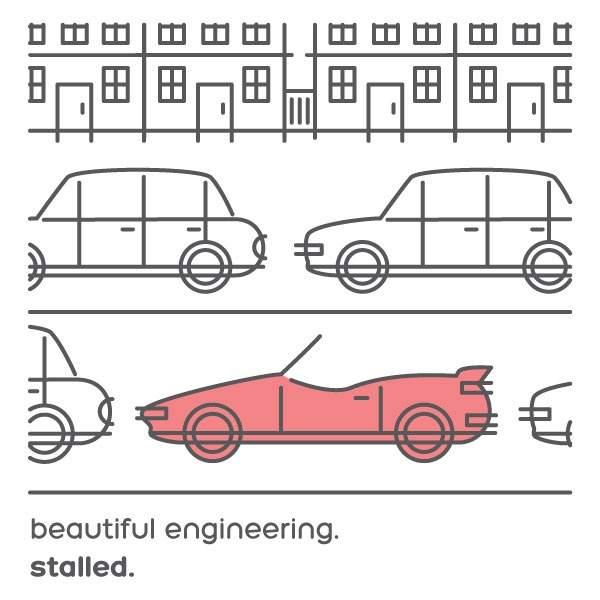 Beautifulengineering cars