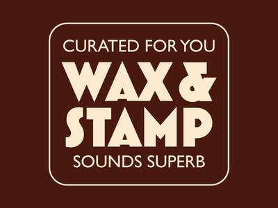 Wax & Stamp Branding