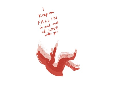 F is for Fallin'