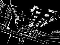 Noir Comic Sketch