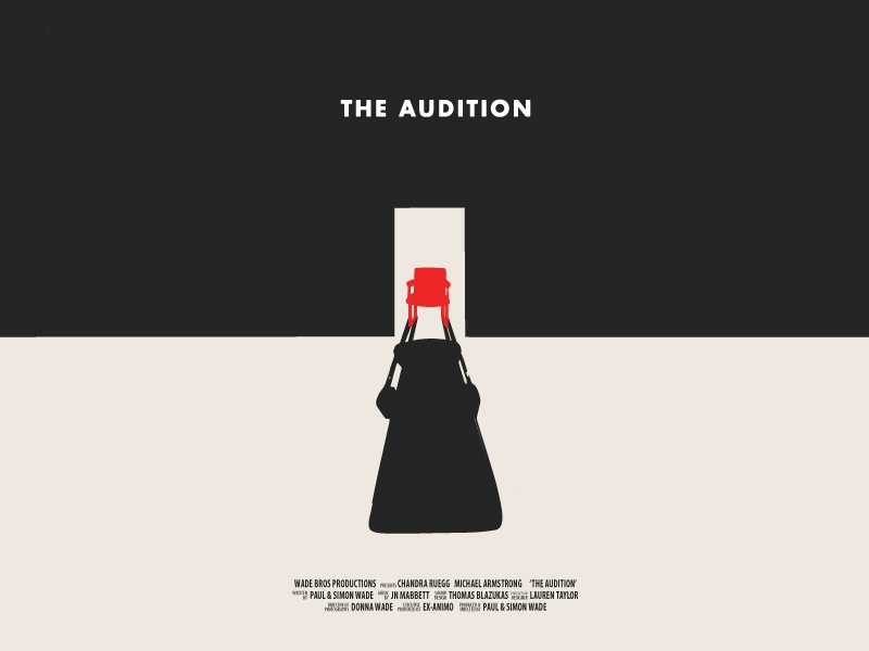 The audition dribbble