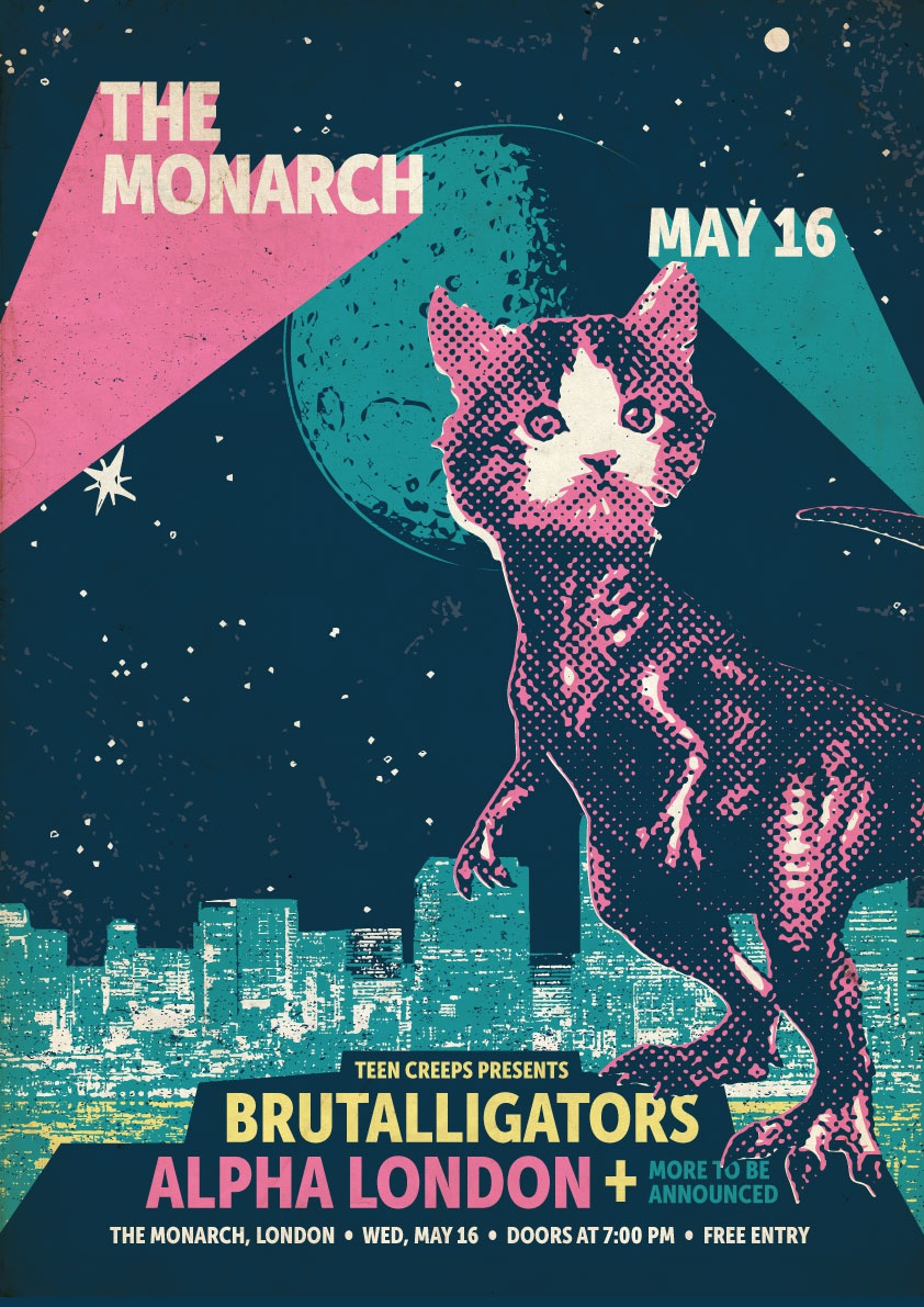Monarch poster