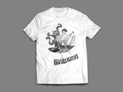Krakencat T-shirt