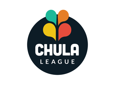 Chula League: Logo + Branding logo nonprofit education branding