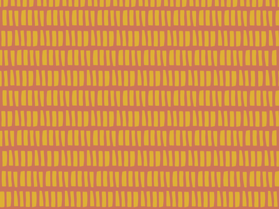 Irregular Rectangles pink yellow pattern rectangles