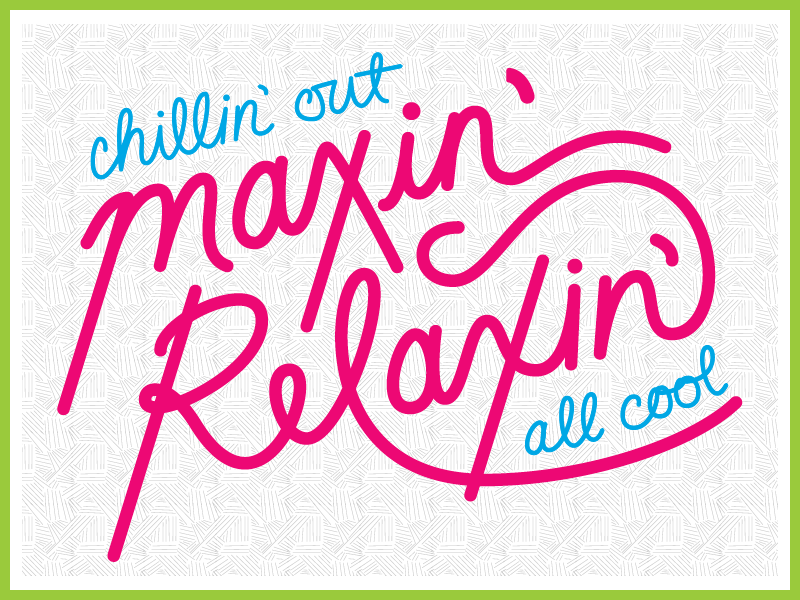 The Fresh Prince nostalgia 90s quote lettering