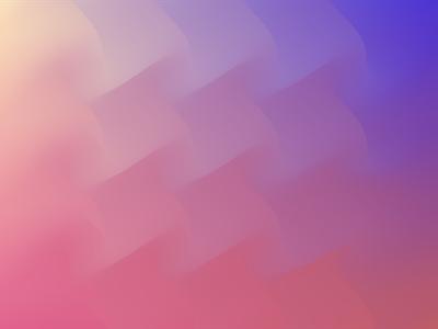 One Wave Hello flow vector figma design 3d art