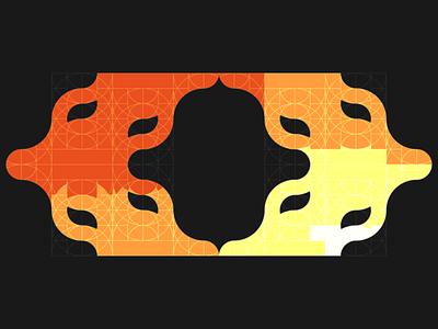 Architecture illustration vector design figma