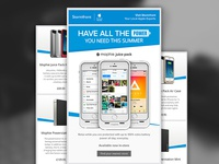 Simple Responsive Retail Email
