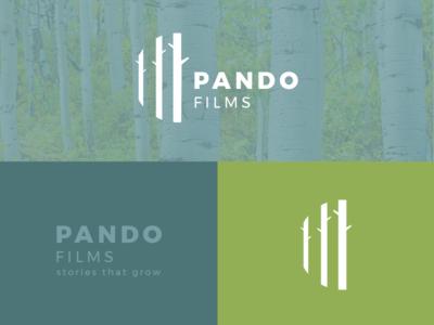 Pando Films Logo