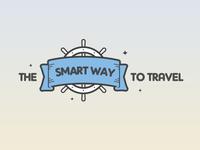 Smart Way to Travel Logo