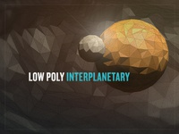 Low Poly Planets