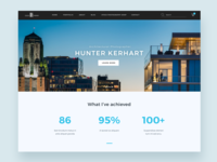 Hunter Kerhart Website