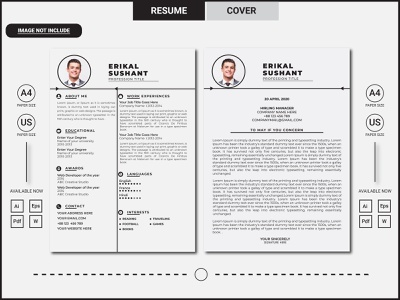 CV Template 2021 shares template 2021 typhography like cv template share button fiverr comments share cv clean branding dribbble best shot a4 size 8.5x11 illustration design