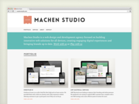 Machen Studio website launched!