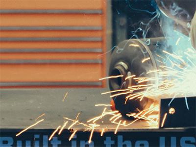 Built in the USA welding usa america magazine advertisement