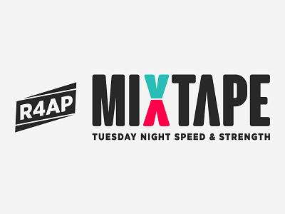 MIXTAPE Logo strength speed running mixtape