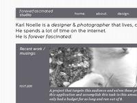 New karlnoelle.com