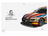 BMW art cars — blog exprience