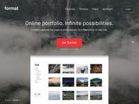 Format Website