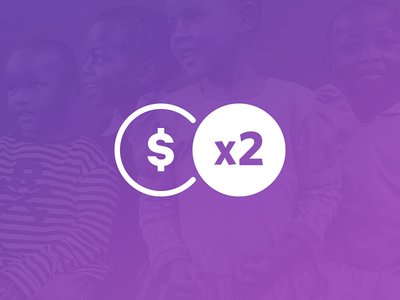Matching Campaign impact double x2 $ campaign matching